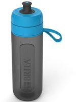 Brita 0.6 Litre fil&go Active Water Bottle Blue