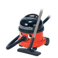 Numatic 110V Commercial Vacuum Cleaner - Red