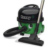 Eco Henry Vacuum Cleaner 230V Green / Black