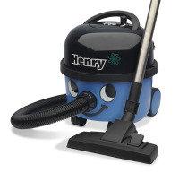 Eco Henry Vacuum Cleaner 230V Blue / Black