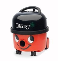Numatic Henry Vacuum Cleaner 110V - Red