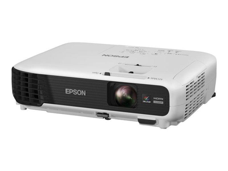 Epson EB-W04 WXGA HDMI 3000 Lms Projector