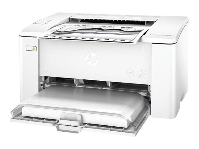 HP M102w LaserJet Pro Wireless Mono Laser Printer