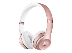 Beats Solo3 Wireless On-Ear Headphones - Rose Gold