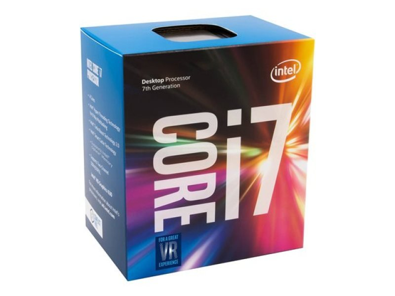 Intel Core I7-7700K 4.20 GHz Socket 1151 8MB Cache Retail Boxed Processor
