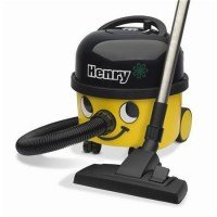 Eco Henry Vacuum Cleaner 230V Yellow / Black