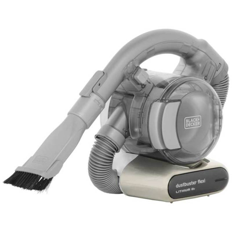 Image of Black And Decker 18 V Dustbuster Flexi Handheld cleaner with floor kit