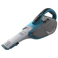 Black And Decker 108V Cordless Handheld Dustbuster Deep Ocean Blue