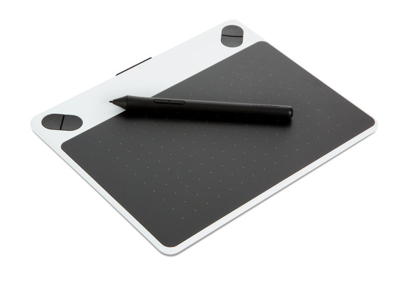 Intuos Draw Pen Small Graphics Tablet White