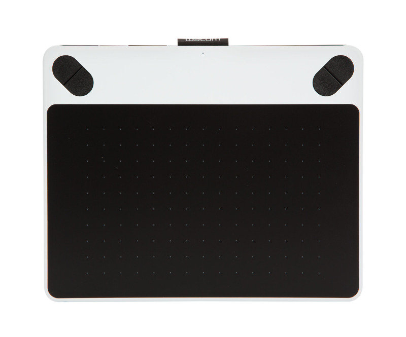 Intuos Draw Pen Small Graphics Tablet- White