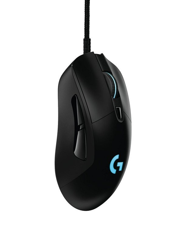 ce6c01e8fd6 Logitech G403 Prodigy Wired Optical Gaming Mouse at Ebuyer