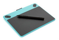 Wacom Intuos Comic Creative Pen & Touch Small Tablet Mint Blue