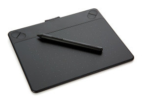 Wacom Intuos Art Creative Pen & Touch Small Tablet Black