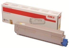OKI Yellow Toner Cartridge