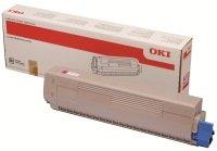 Oki Mc853/mc873 Magenta Std Toner
