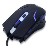 PowerCool Gaming Mouse - Colour Pulsing Led