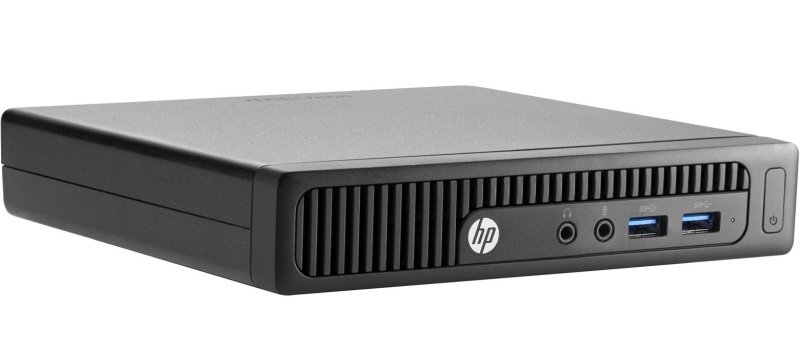 HP 260 G2 Mini Desktop Intel Core i36100U 2.3GHz 4GB RAM 128GB SSD NoDVD Intel HD Windows 10 Pro 64bit