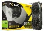 EXDISPLAY Zotac Geforce GTX 1080 AMP 8GB GDDR5X Dual-link DVI HDMI 3x DiplayPort PCI-E Graphics Card