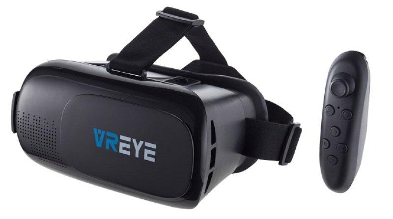 Image of Bitmore VREYE V2.0 - VR Headset for Smartphones