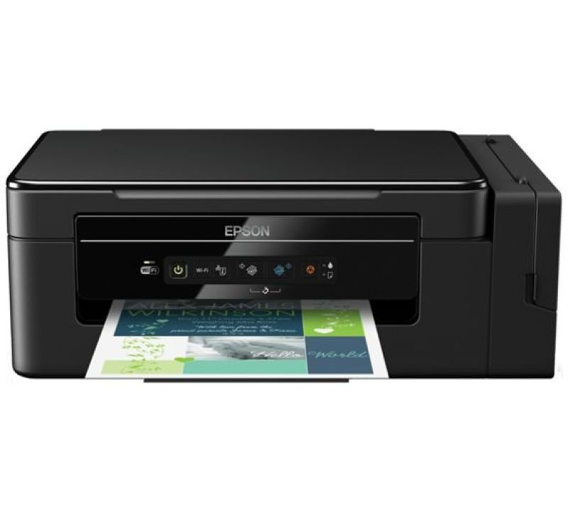 Epson EcoTank ET-2600 Wireless All-in-one Inkjet Printer