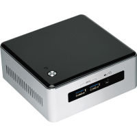 Intel NUC Kit NUC5i3MYHE Intel Core I3-5010U Barebone