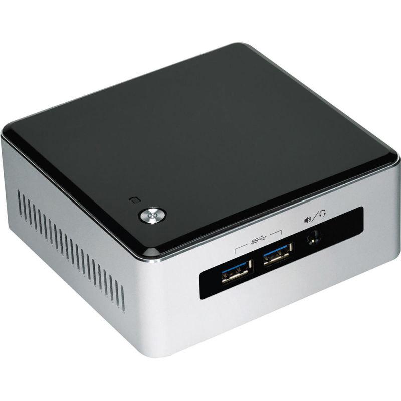 Intel NUC Kit NUC5i3MYHE Intel Core I3-5010U Barebone