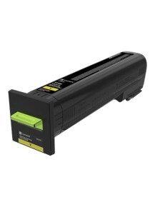 Lexmark 22K Yellow Corporate Toner Cartridge (CS820)