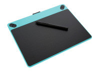 Intuos Art Pen & Touch Medium Graphics Tablet- Mint Blue