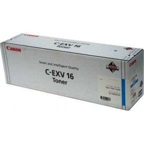 Canon C-EXV16 Toner Cartridge Cyan