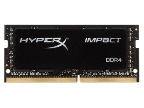 HyperX Impact 8GB DDR4 2133MHz SODIMM Memory