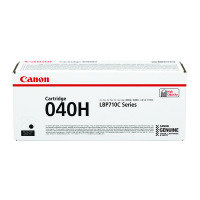 Canon 040H High Capacity Black Toner Cartridge