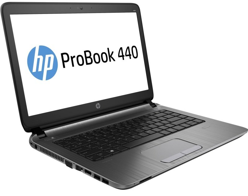 HP ProBook 440 G4 Laptop Intel Core i37100U 2.4 GHz 4GB RAM 500GB HDD 14&quot LED NoDVD Intel HD WIFI Windows 10 Pro