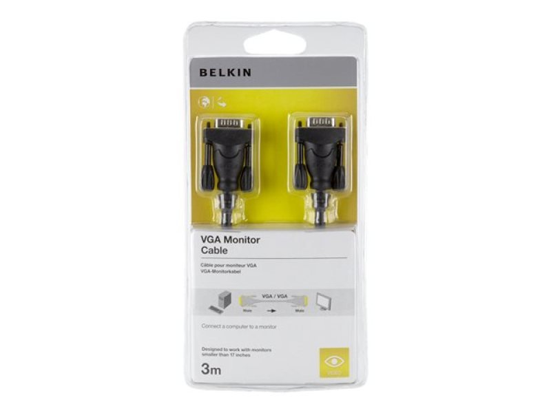 Belkin VGA Video Cable 3m