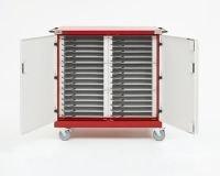 LapSafe Mentor SmartLine E30 Secure Laptop Storage Trolley