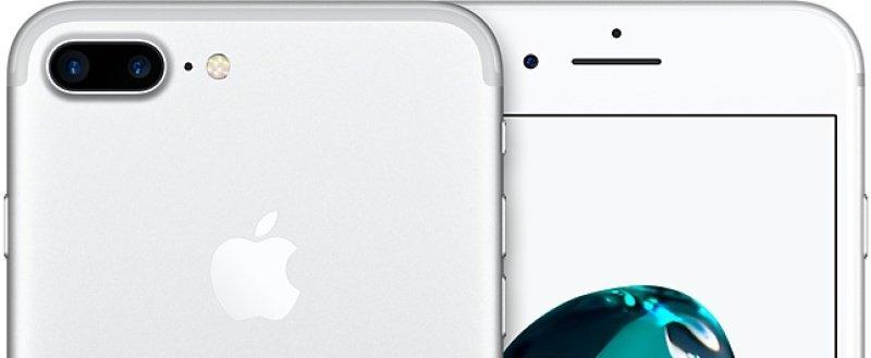 Apple iPhone 7 Plus 256GB - Silver