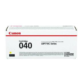 Canon 040 Yellow Toner Cartridge