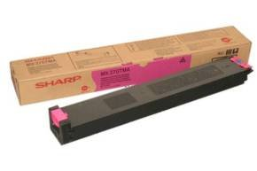 Sharp MX27GTMA Magenta Toner Cartridge