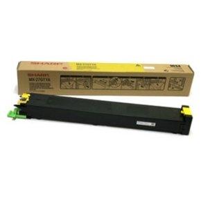 Sharp MX27GTYA Yellow Toner Cartridge