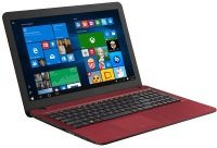 ASUS VivoBook Max X541SA Laptop - Red