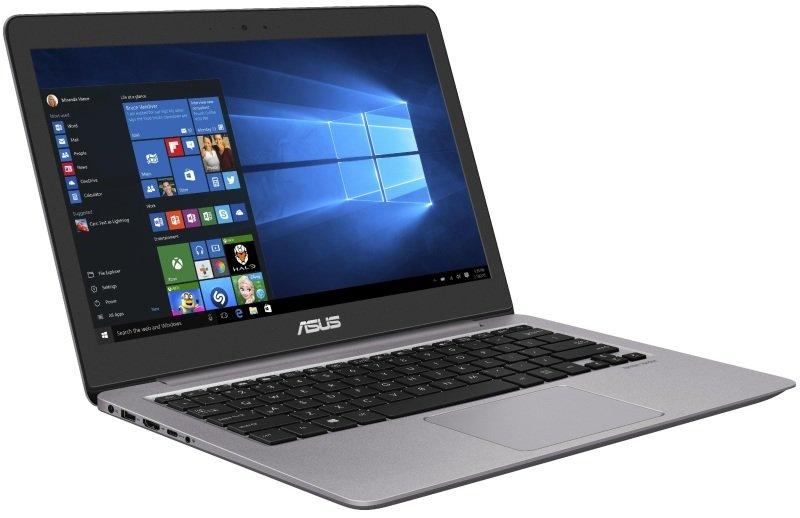 Asus Zenbook UX310UA Laptop Intel Core i37100U 2.4GHz 4GB RAM 256GB SSD 13.3&quot 3200 x 1800 (QHD) NoDVD Intel HD Webcam WIFI Windows 10 64bit
