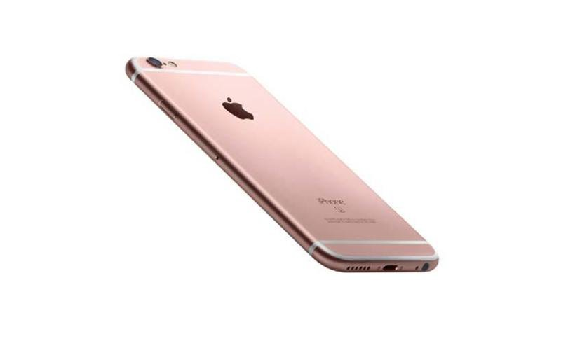 Apple iPhone 6s 32GB Phone - Rose Gold