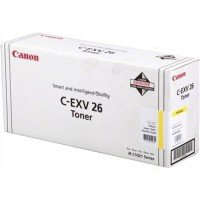 Canon C-EXV26 Yellow Toner Cartridge