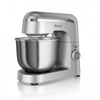 Swan SP25010SN Retro Stand Mixer Silver