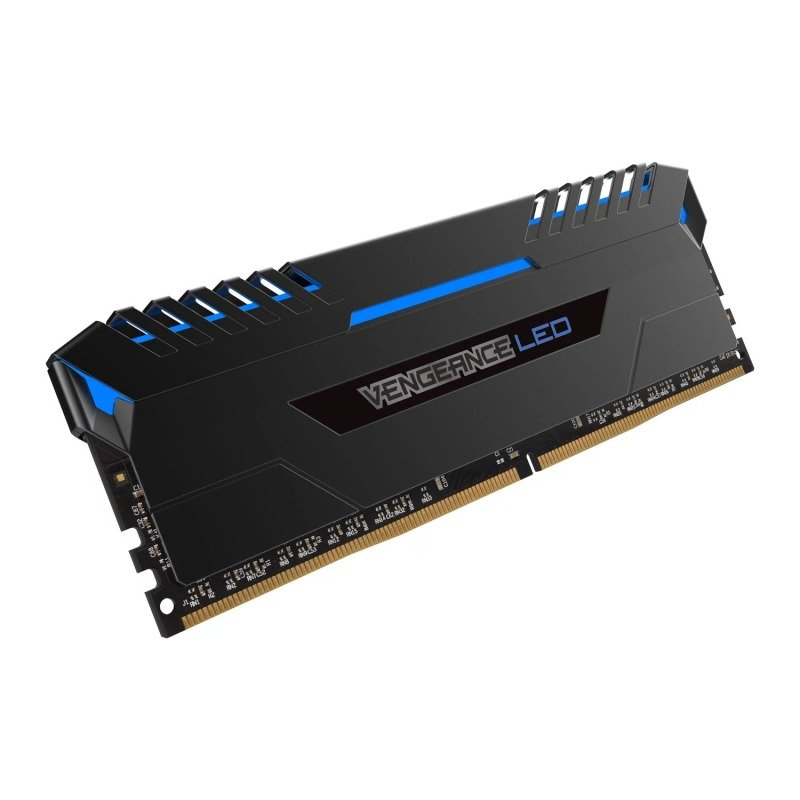 Corsair Vengeance Blue LED 32GB Kit DDR4 3200MHz Memory