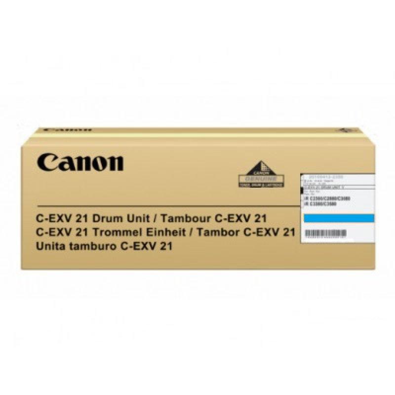 Canon C-EXV21 Cyan Drum Unit