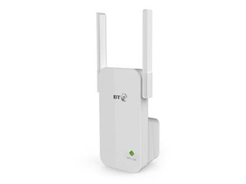 Image of BT Essentials Wi-Fi Extender 300