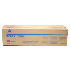 Konica Minolta TN611M Magenta Toner Cartridge