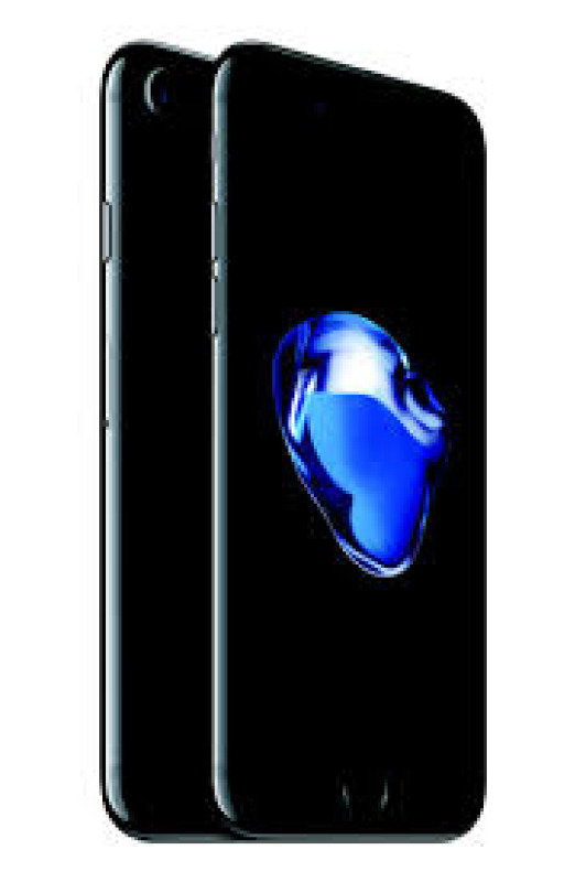 Apple iPhone 7 256GB - Jet Black