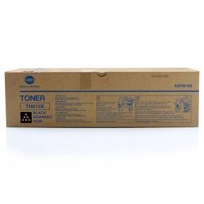 Konica Minolta TN612K Black Toner Cartridge