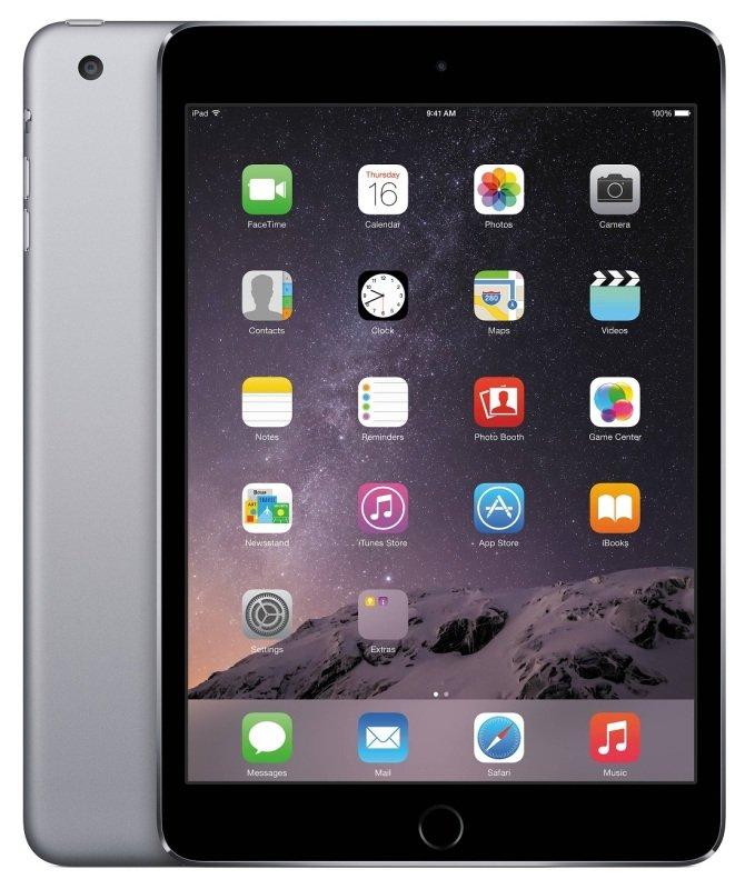 iPad mini4 WiFi Cell SIM 32GB Space Grey